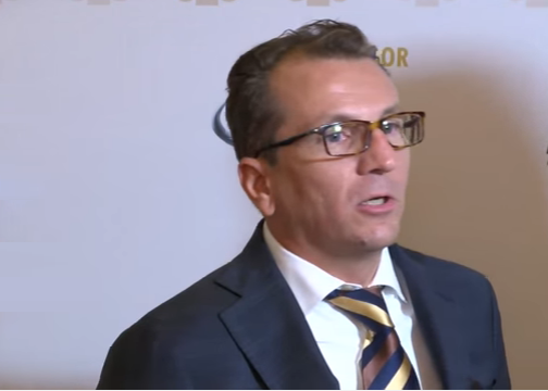 Cristian Vergani, presidente Federcofit