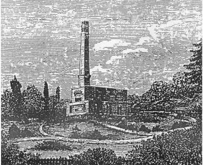 il crematorio di Woking (GB)