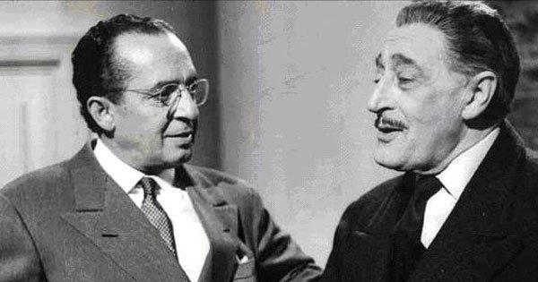 Totò e Nino Taranto