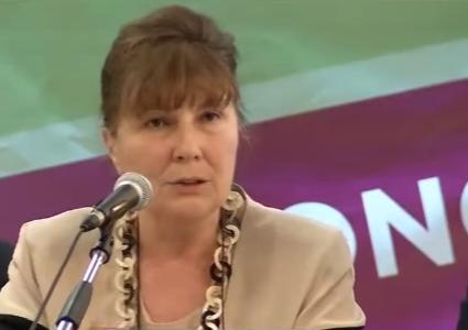 on. Daniela Gasparini, al V Congresso Federcofit