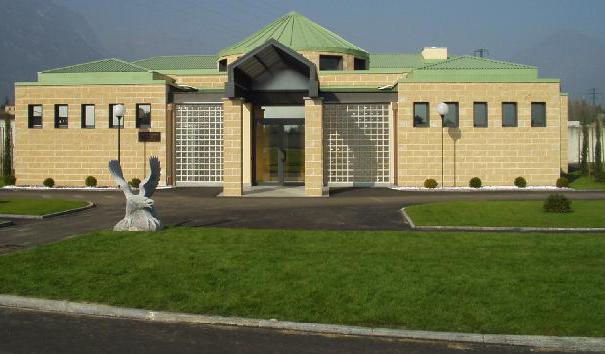Tempio Crematorio Domodossola