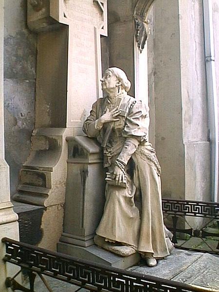 clic per la pagine su Wikipedia