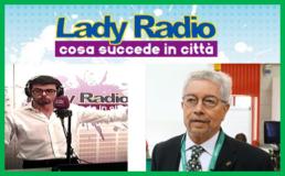 Lady Radio intervista Giovanni Caciolli Segretario Nazionale Federcofit 23 febbraio 2021