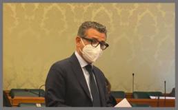 senatore Mauro Laus, PD Piemonte