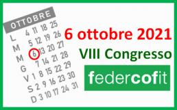 VIII congresso federcofit