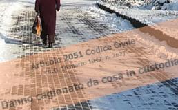 articolo 2051 codice civile